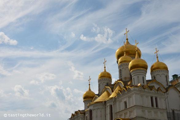 Piazza delle Cattedrali, Cremlino (Mosca)