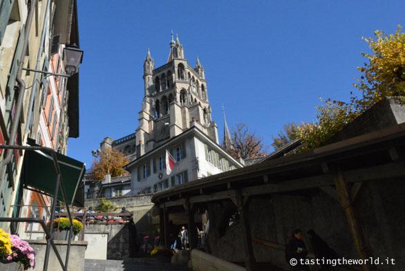 Escalier du Marché, Losanna