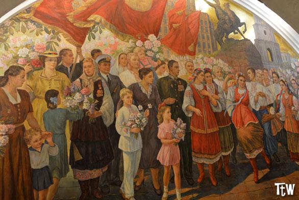 Fermata Kievskaja Metropolitana di Mosca
