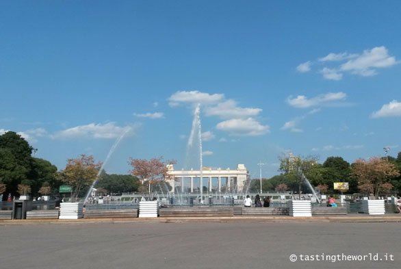 Gorky Park, Mosca