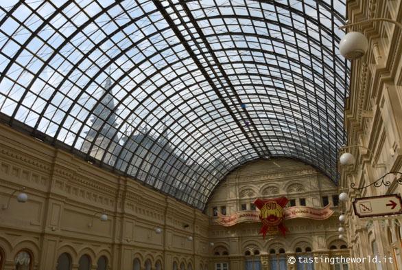 Grandi Magazzini GUM, Mosca