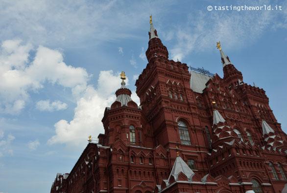 Mosca cosa vedere e fare in 2 o 3 giorni