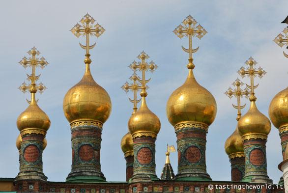 Cremlino, Mosca: un particolare