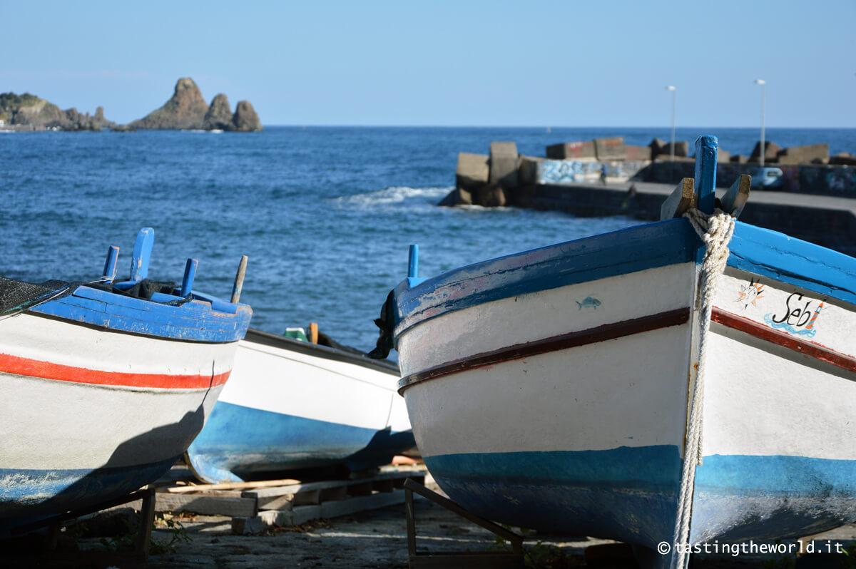 Aci Trezza e Aci Castello (Catania)