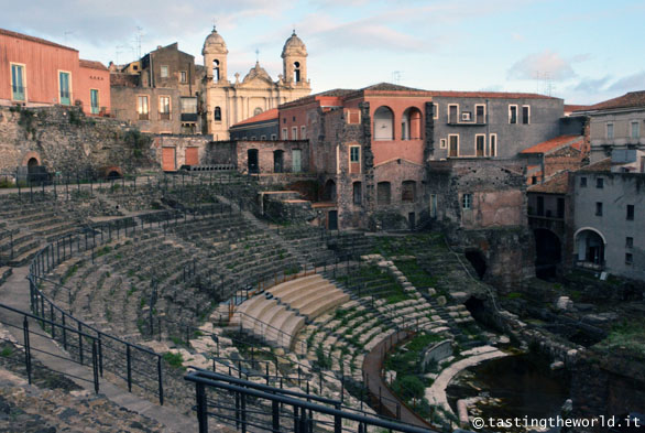 Teatro Greco Romano - Catania