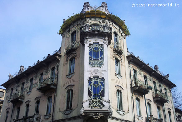 Liberty a torino gli edifici pi degni di nota tasting - Casa stile liberty ...