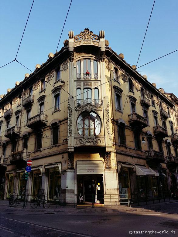 Casa Florio (Torino Liberty)