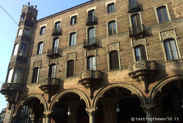 Palazzo Bellia (Torino Liberty)