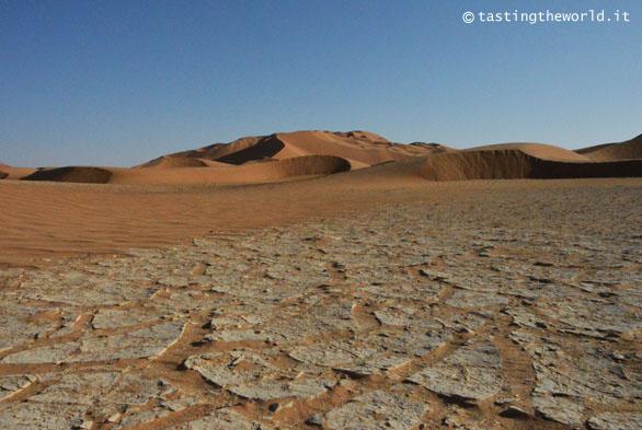 Rubʿ al-Khālī (Quarto Vuoto), Oman