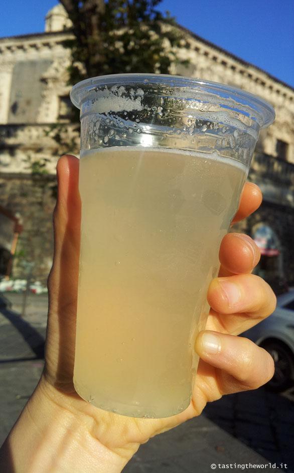 Seltz limone e sale (Catania)