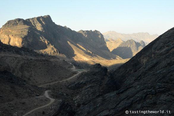 Monti Hajar, Oman