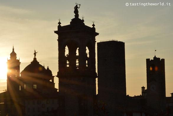 Bergamo dalla Rocca