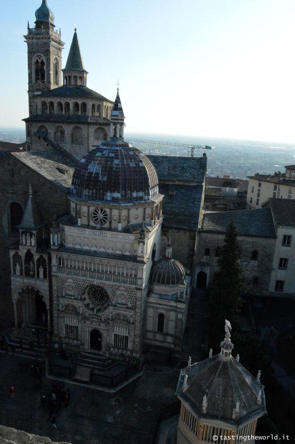 Cappella Colleoni, Bergamo