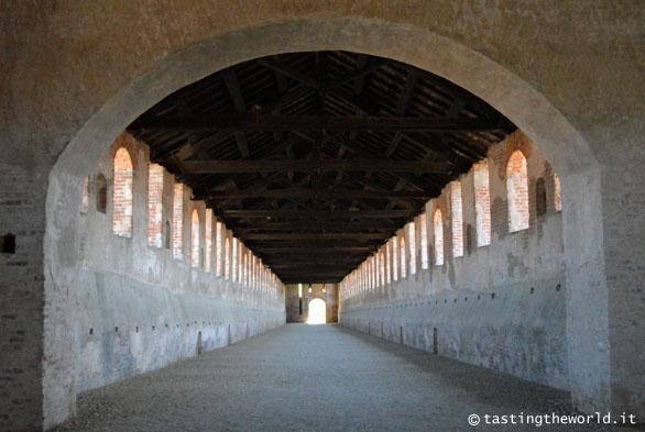 Strada Coperta di Palazzo Ducale Vigevano