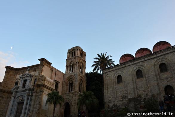 Chiesa della Martorana e Chiesa di San Cataldo, Palermo