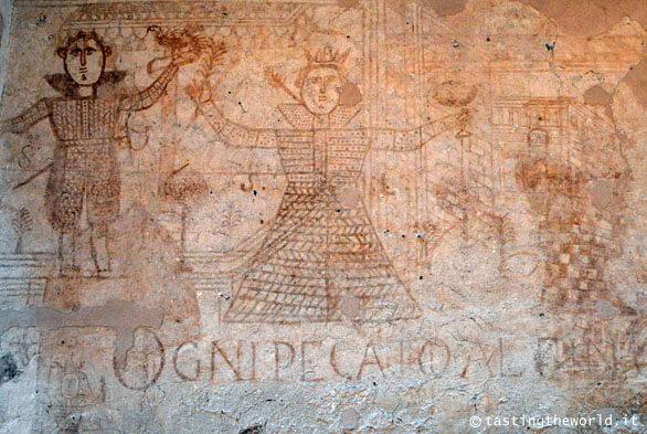 Palazzo Chiramonte-Steri, Palermo (Carceri dell'Inquisizione)