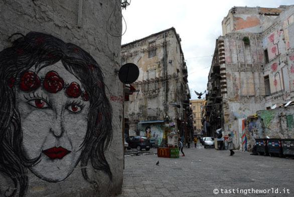 Piazza Garraffello - Vucciria, Palermo