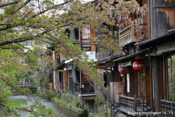 Shinbashi-dori, Kyoto (Giappone)
