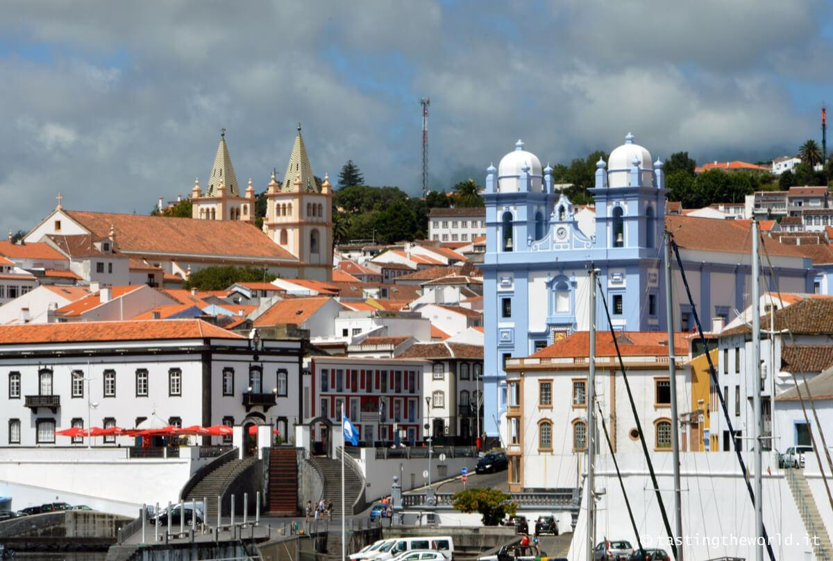 Angra do Heroísmo, Terceira (Azzorre)