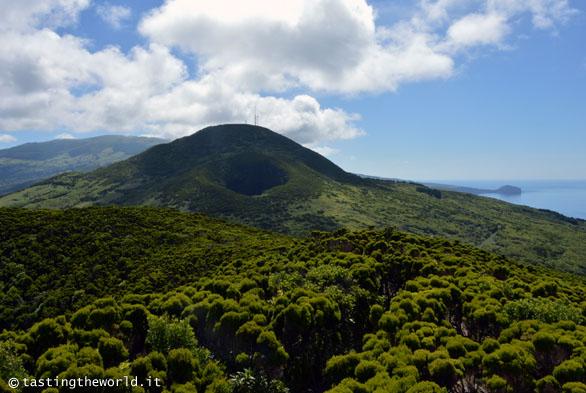 Cabeço Verde e Caldeirão, Faial (Azzorre)