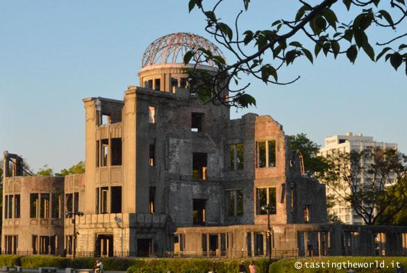 Hiroshima (Giappone), Cupola della Bomba Atomica