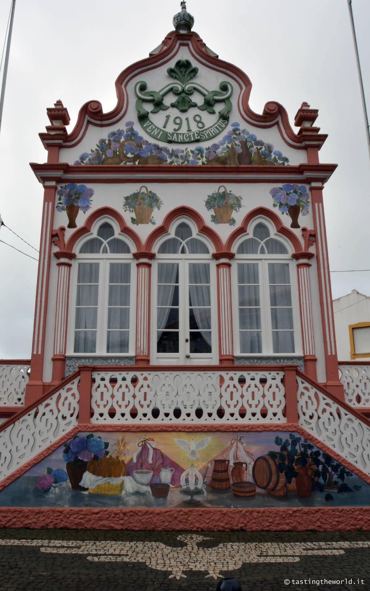 Imperío dell'Espírito Santo, Terceira (Azzorre)