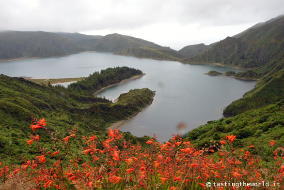 Lagoa da Fogo, São Miguel (Azzorre)