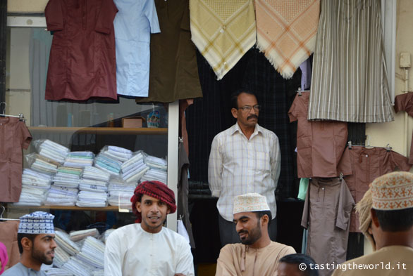 Gente dell'Oman