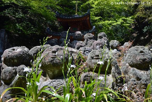 Tempio Otagi Nenbutsu-ji, Kyoto