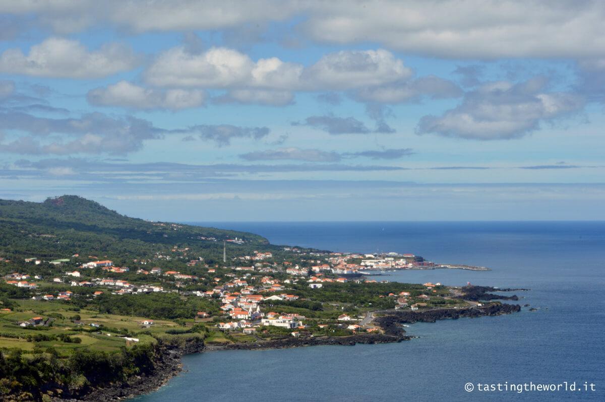 L'isola di Pico, Azzorre