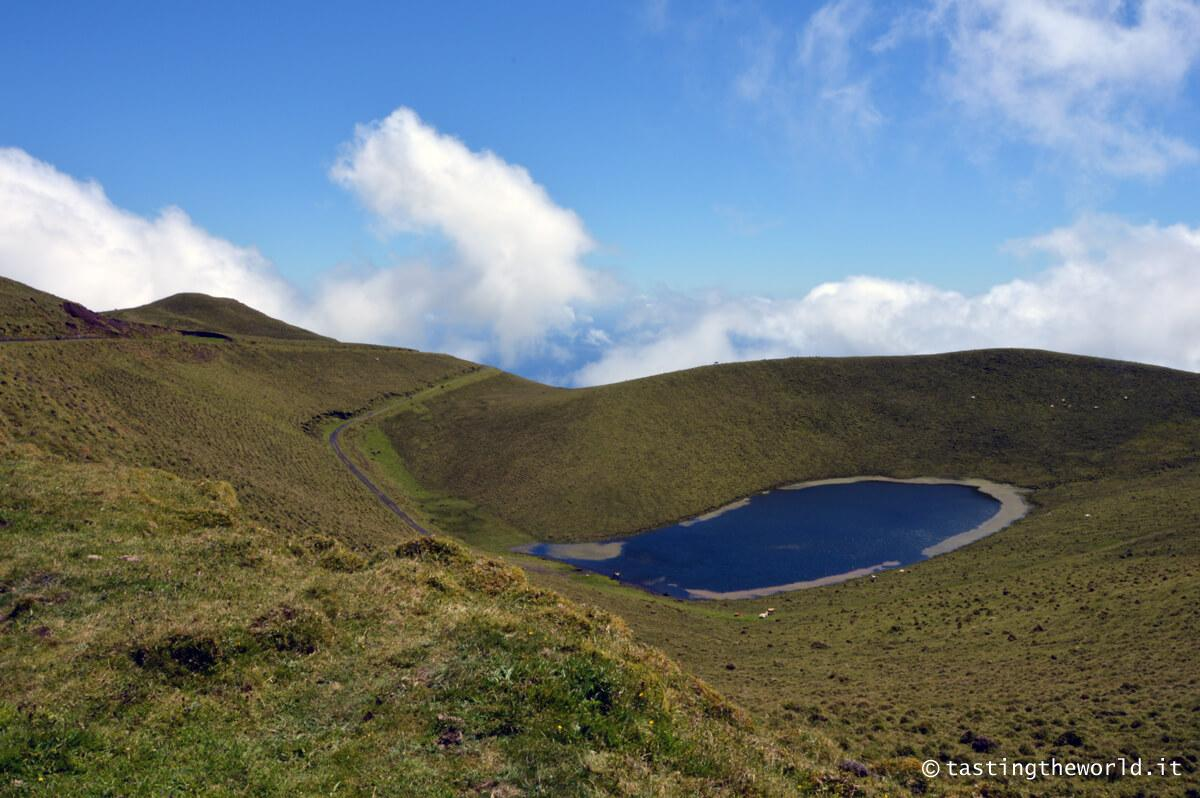 L'interno di Pico, Azzorre