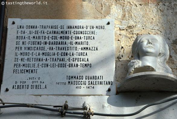 Pirata Serisso, Trapani