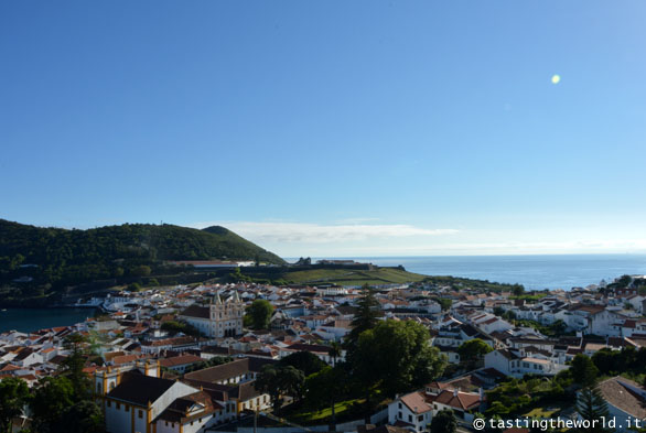 Terceira, Azzorre