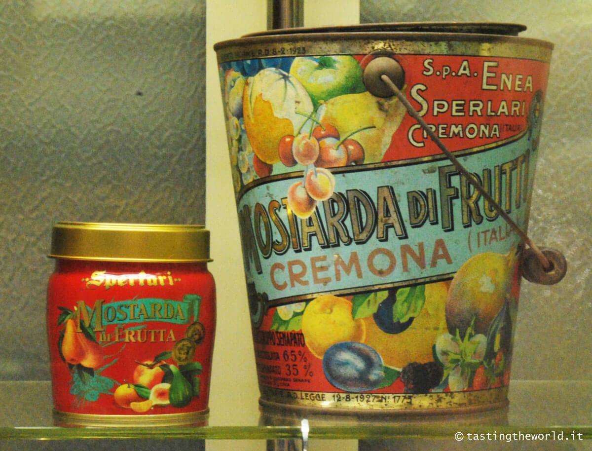 Mostarda di Cremona (in confezioni vintage)