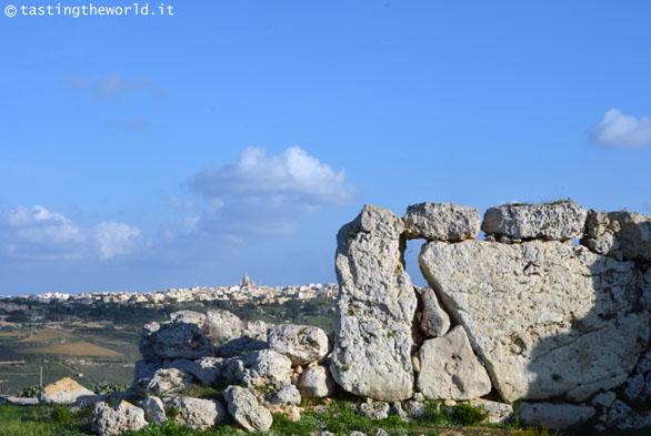 Templi megalitici di Ġgantija a Gozo