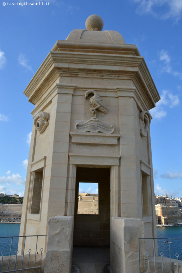 Torre di guardia, Senglea (Malta)