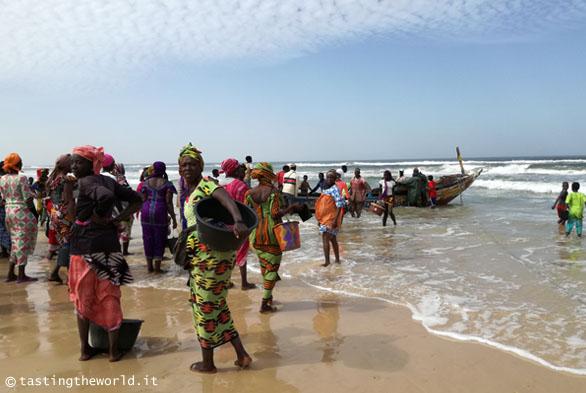 Il rientro dei pescatori, Senegal