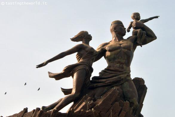 Monumento al Rinascimento africano, Dakar (Senegal)