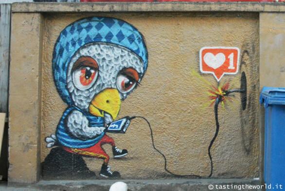 Street Art a Bodø (Norvegia): un itinerario a caccia di murales