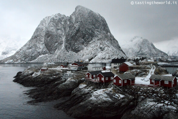 Hamnøy, Lofoten