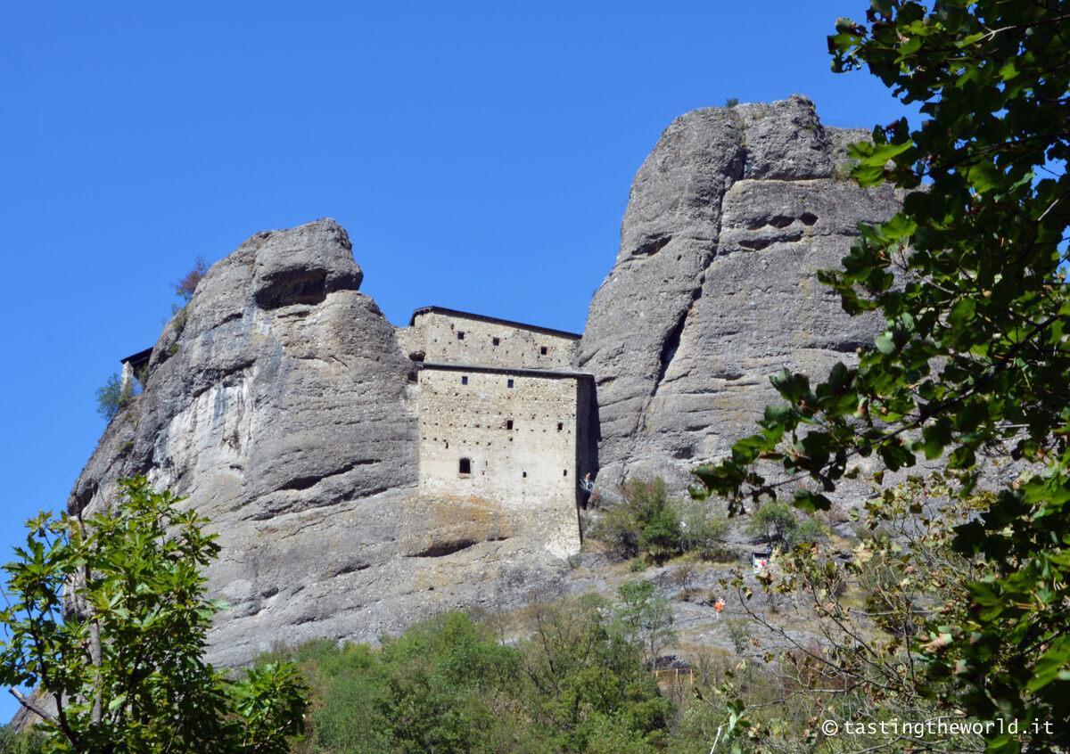 Castello della Pietra, Vobbia (Genova)