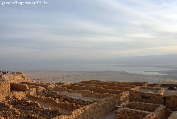 Masada, Mar Morto (Israele)
