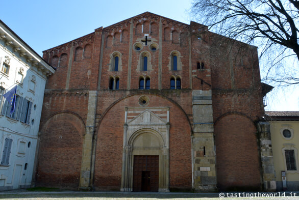 Chiesa di San Pietro in Ciel d'Oro, Pavia
