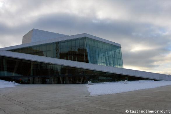 Nuovo Teatro dell'Opera di Oslo - Den Norske Opera & Ballett