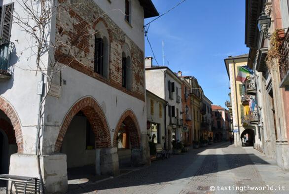 Contrada Mondovì, Cuneo