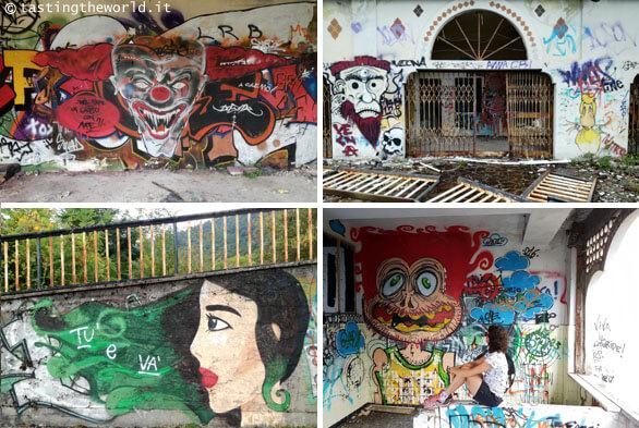 Murales di Consonno