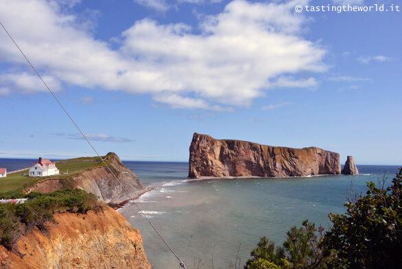 La Percé Rock, Gaspésie