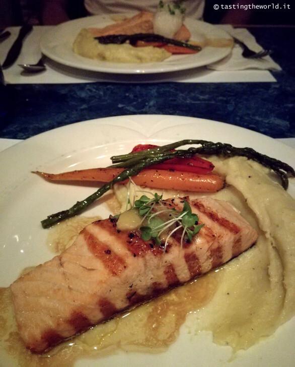 Salmone della Gaspésie