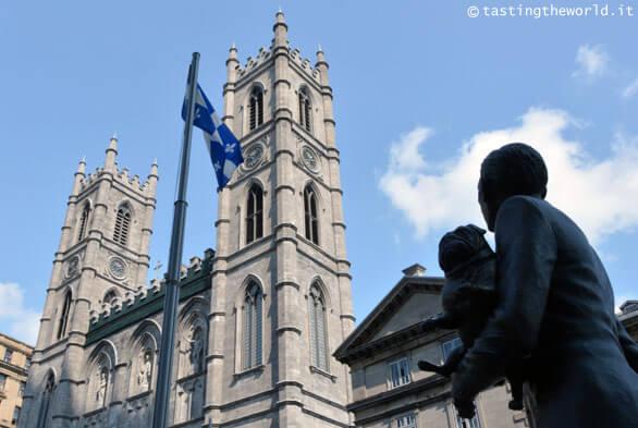 La Cattedrale di Notre-Dame, Montréal
