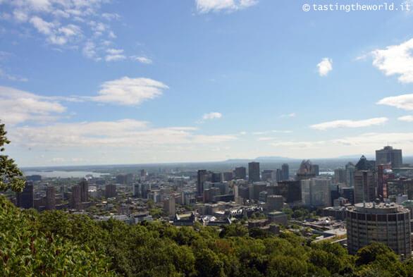 Montréal dall'alto